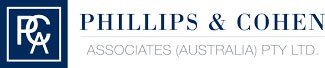 Phillips & Cohen Associates (Australia) PTY LTD. Logo